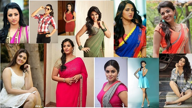 Tamil Actress Name List with Photos South Indian Actress 2