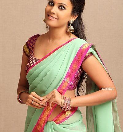 Tamil Actress_Chandini Tamiliarasan