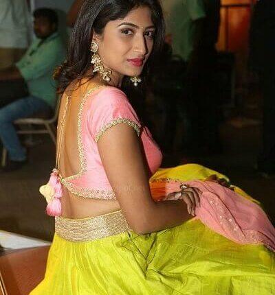 Tamil Actress_Roshini Prakash