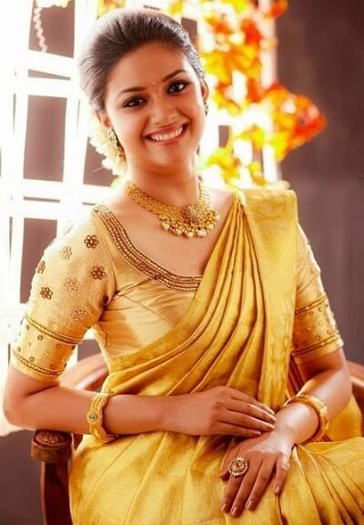 keerthy suresh husband  mother  family  age  height  weight