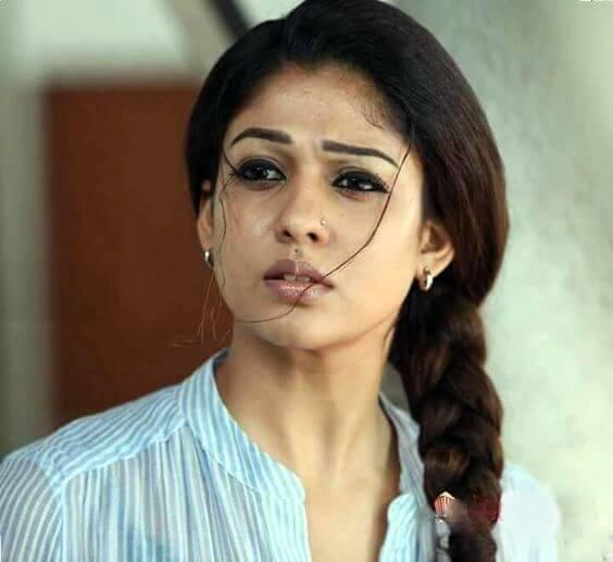 tamil actress nayanthara blue filmgolkes