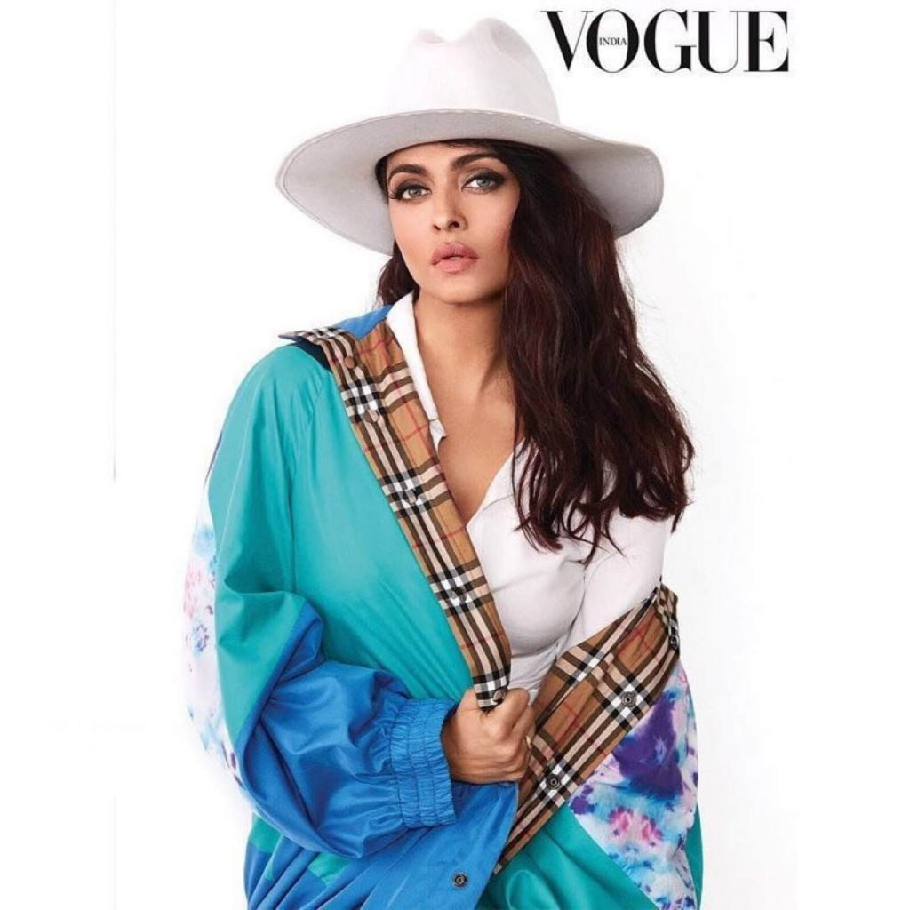 Aishwarya Rai photoshoot_Vogue magazine