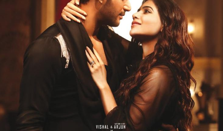 Samantha_looks _Gorgeous_in_Irumbu_Thirai_Movie_Stills_with_Vishal (1)