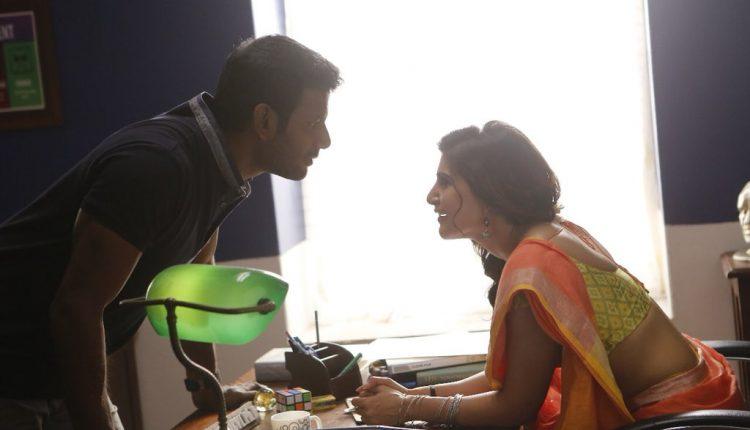 Samantha_looks _Gorgeous_in_Irumbu_Thirai_Movie_Stills_with_Vishal (6)