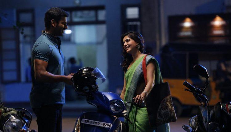 Samantha_looks _Gorgeous_in_Irumbu_Thirai_Movie_Stills_with_Vishal (8)