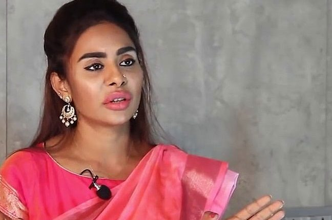 Sri Reddy leaked Secret – Male actors also forced to do oral sex (2)