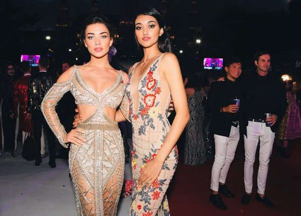Amy Jackson openly shows her Lesbian life partner (2)