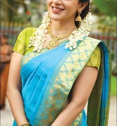 Iswarya Menon Tamil actress Age, Height, Weight, Husband, Photos (1)