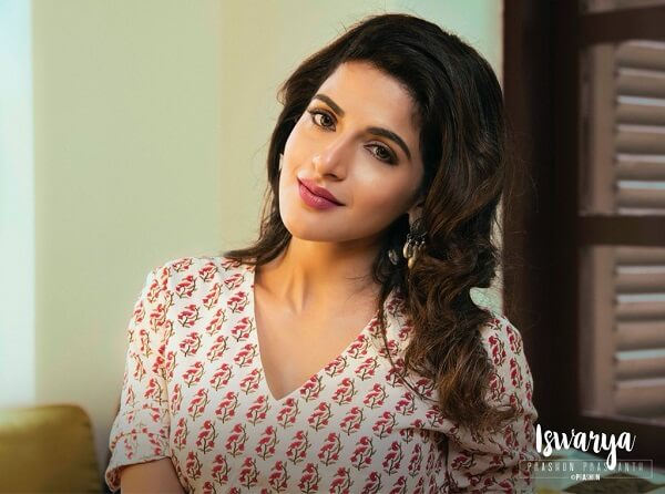 Iswarya Menon Tamil actress Age, Height, Weight, Husband