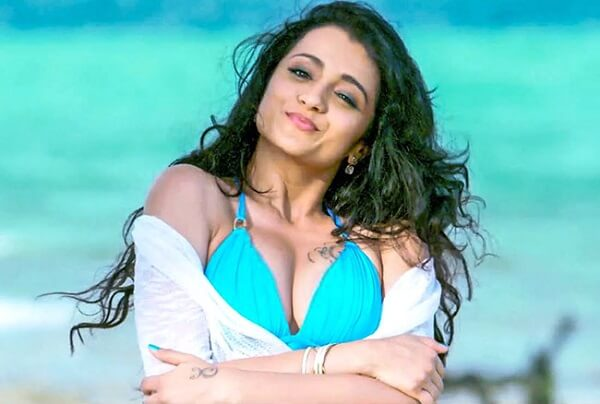 Tamil actress trisha hot not right
