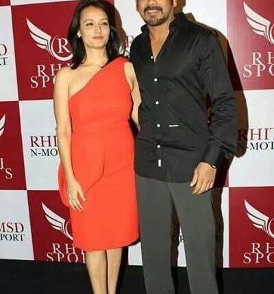 Amala Akkineni Age, Husband, Family, Parents, Height, Weight, Kids (1)