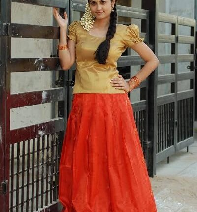 Aashritha Age, Height, weight, Husband, Movies, Photos, Family (4)